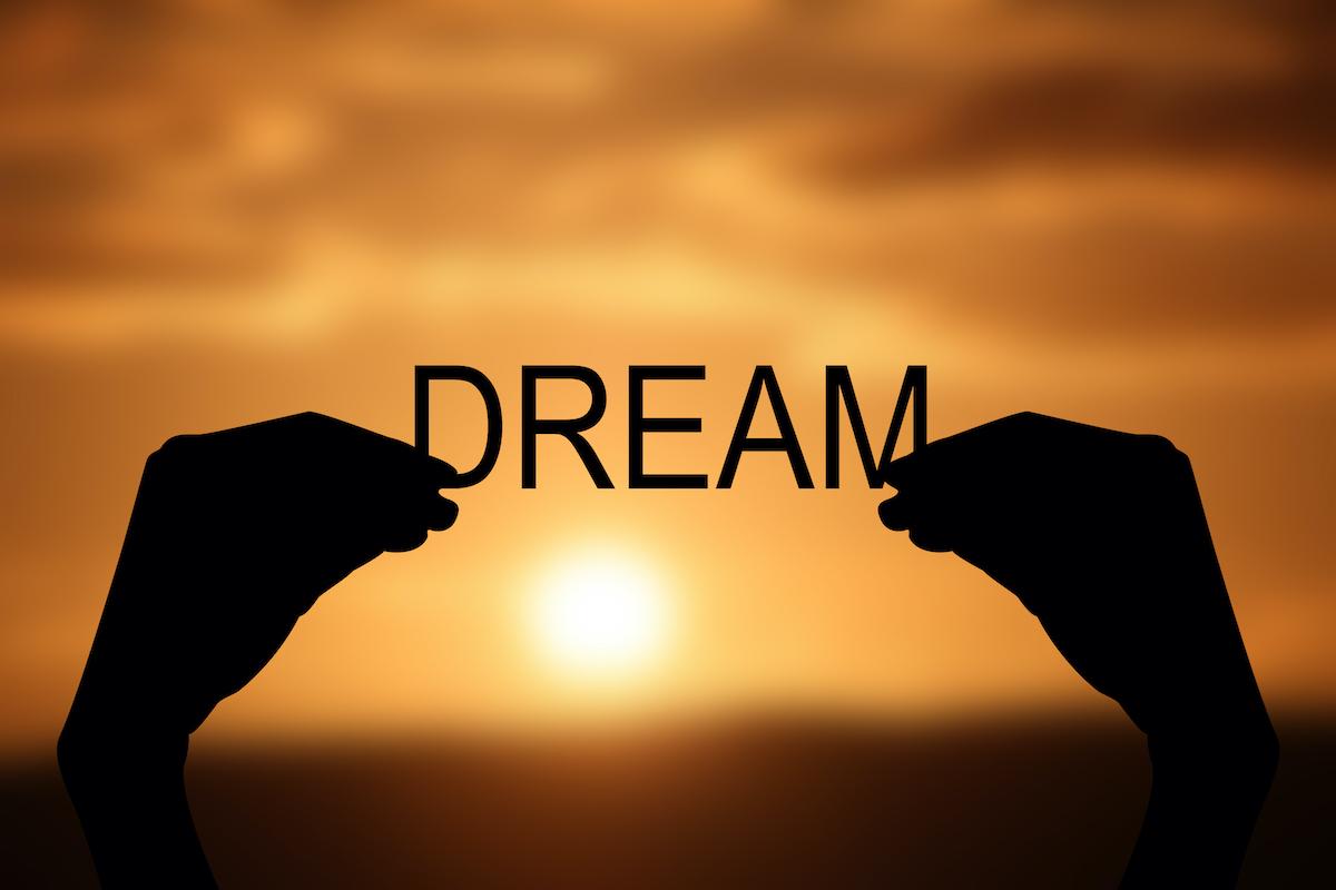 梦想篇|梦想是用来支撑灵魂的
