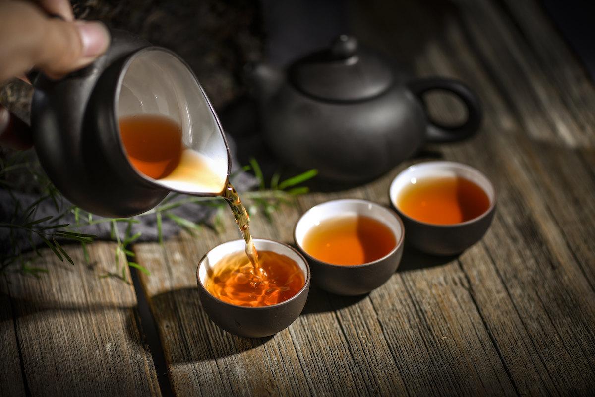 茶倒七分满,留下三分是人情 人生如茶,茶道人生